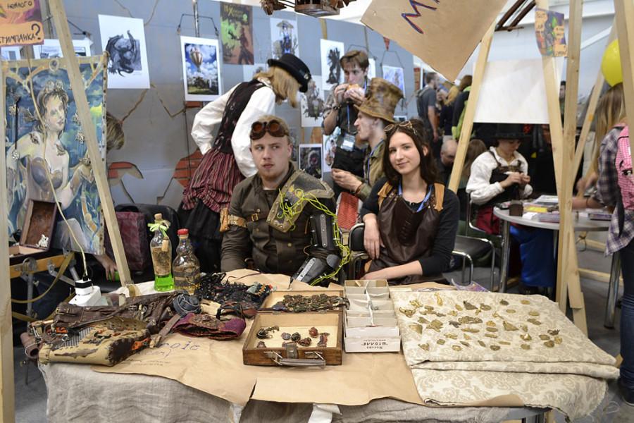 Comic Con Russia 2014 глазами анимешника 40