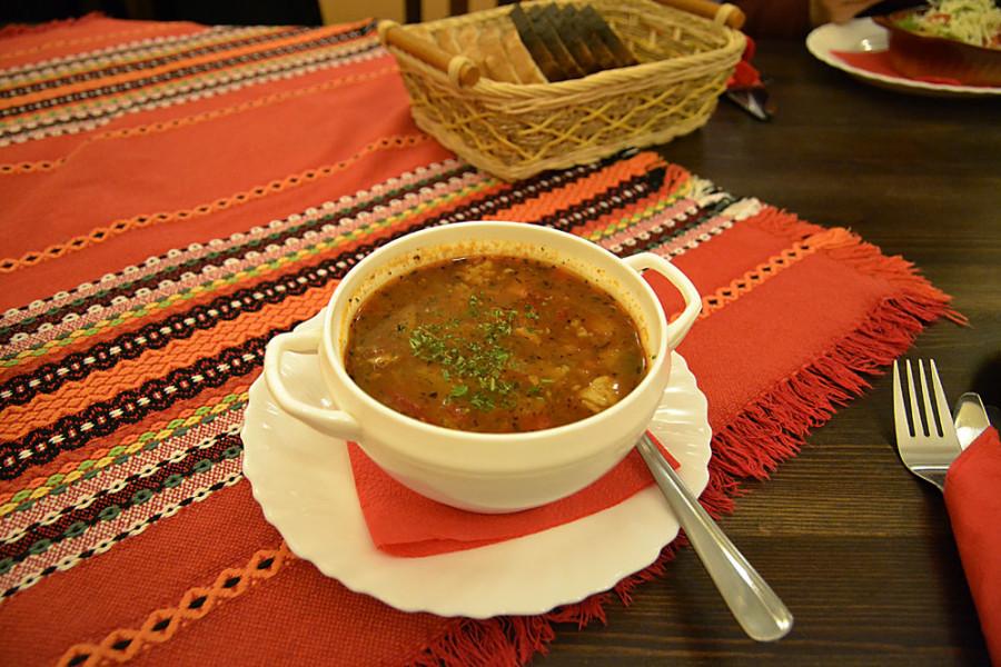 балканская кухня рецепты с фото круглую сумму вновь
