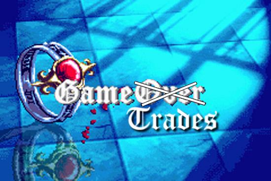 GameTrades Castlevania Game Over