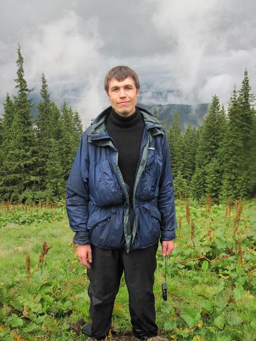 10 - Граница пояса хвойных лесов и субальписких лугов, 1100 м над уровнем моря