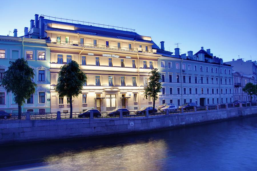 Domina Prestige Hotel (1)