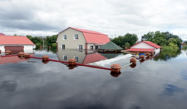 хабаровск наводнение