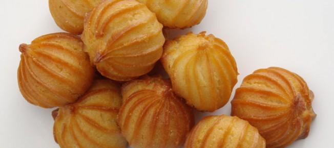 Печенье из заварного теста рецепт
