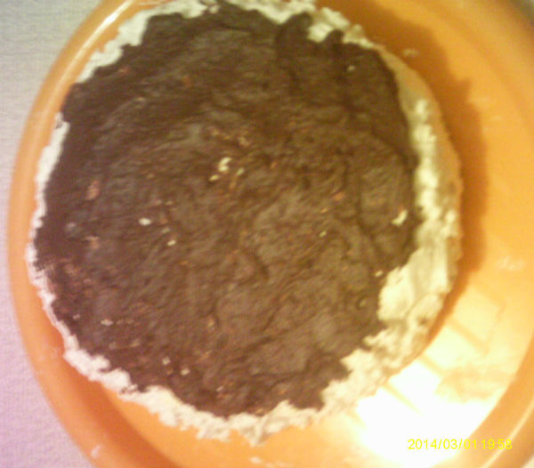 песочный торт с птичьим молоком