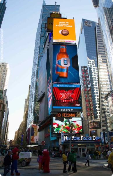 Таймс-сквер (Times Square) 03
