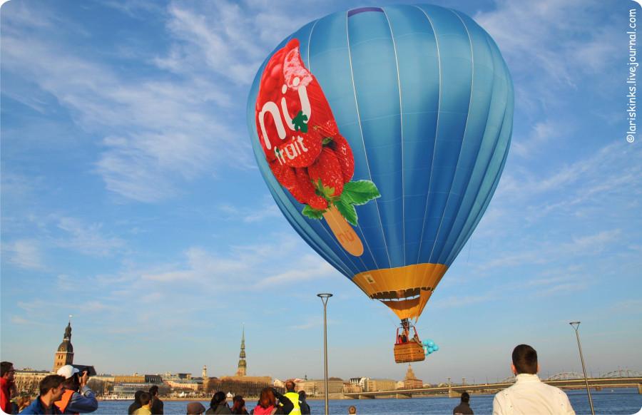 Фестиваль воздушных шаров - Рига 05