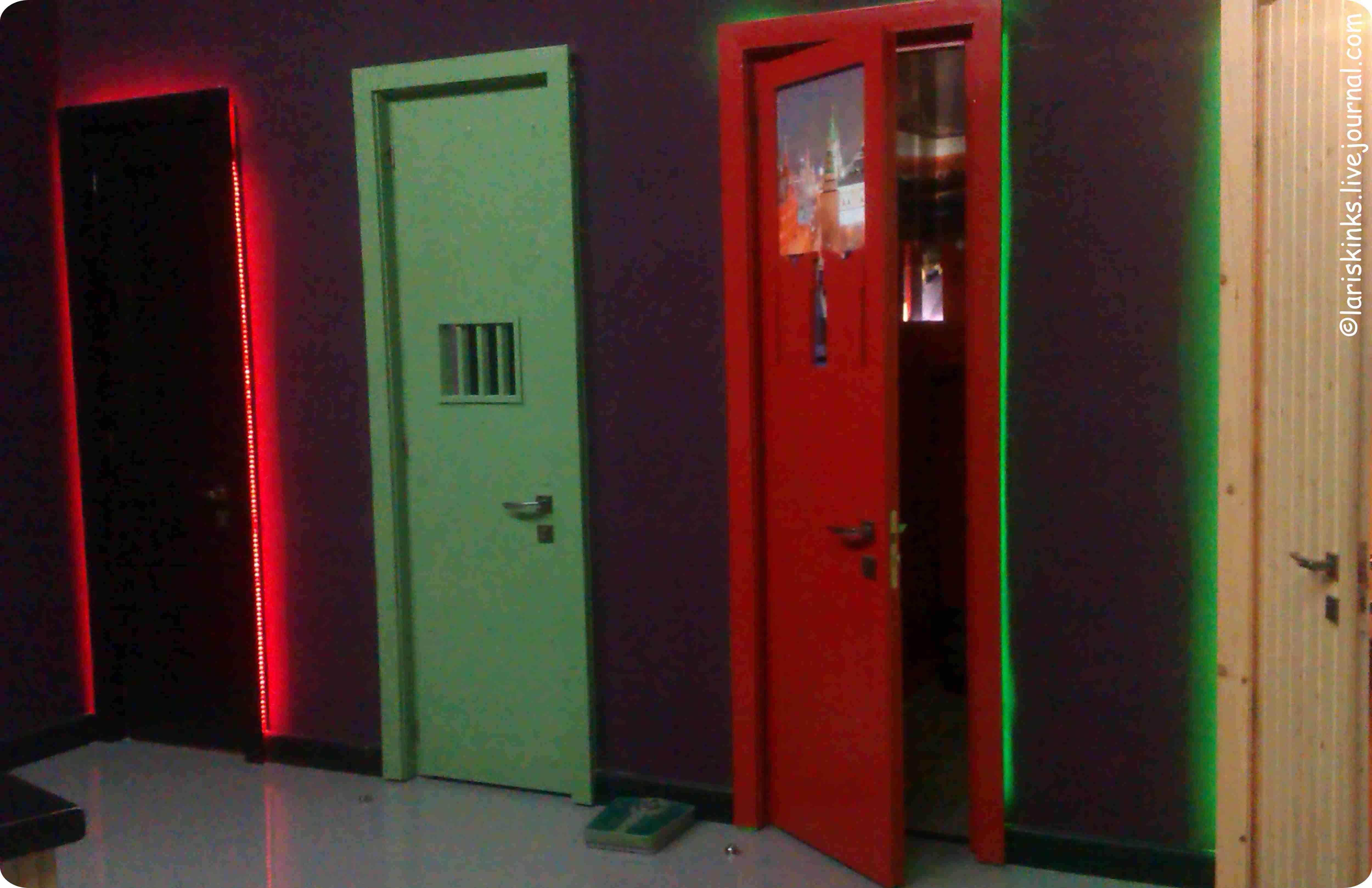 Туалет в Студии Артемия Лебедева