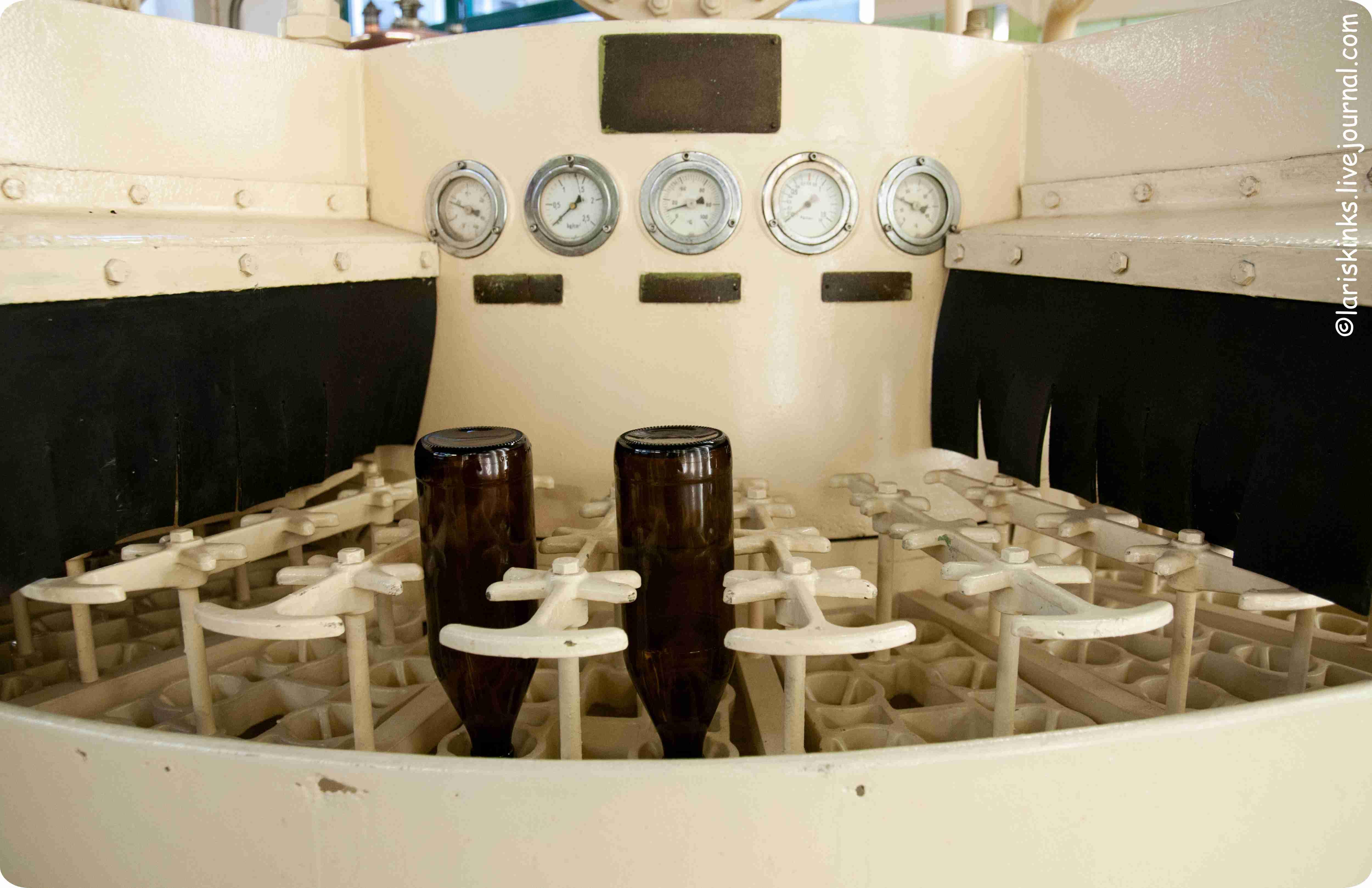 Элементы производства пива в Музее Пива (Дортмунд, Германия) 04