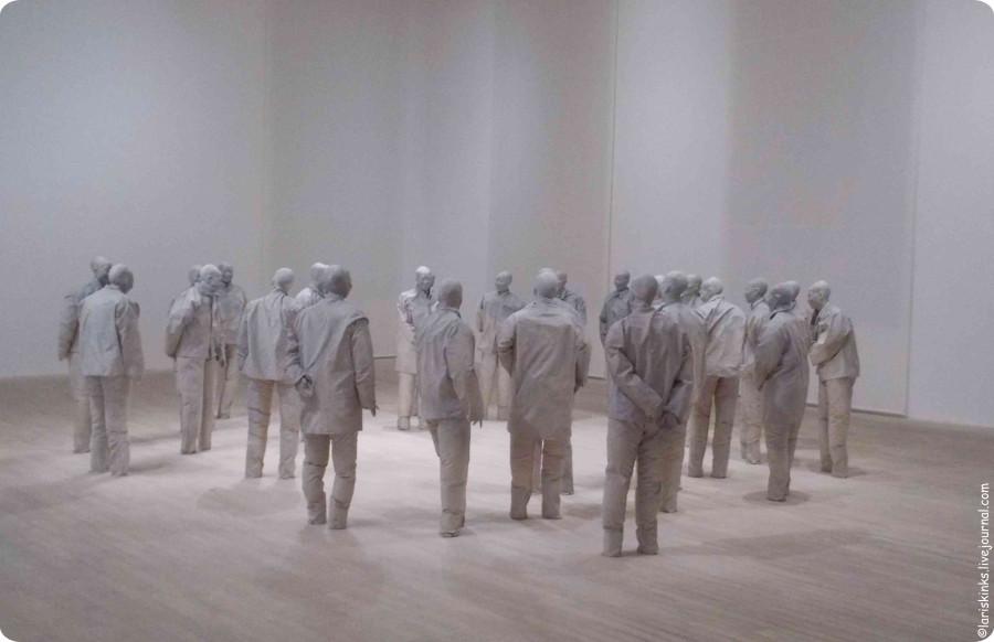 Музей современного искусства К21 - Дюссельдорф 05