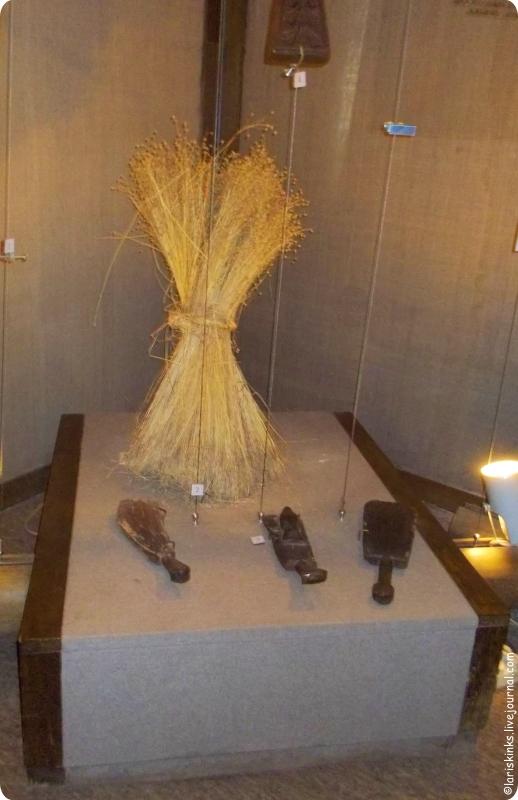 этаж ручного изготовления в Музее ситца Иваново 02