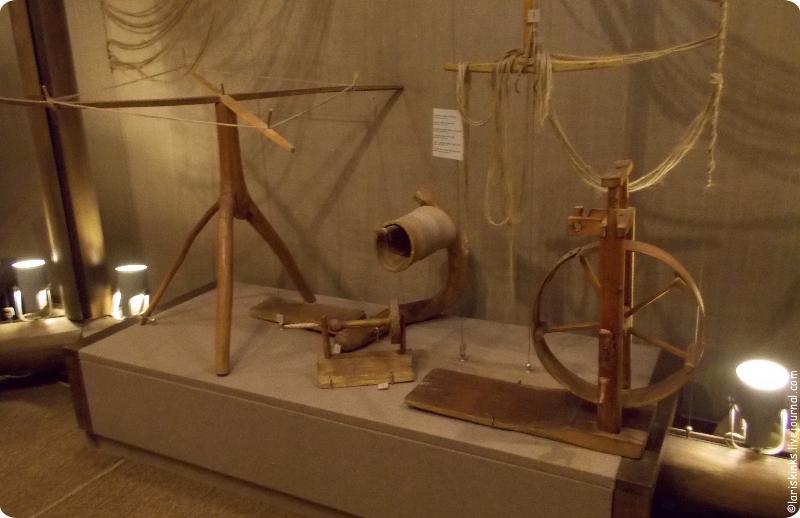 этаж ручного изготовления в Музее ситца Иваново 03