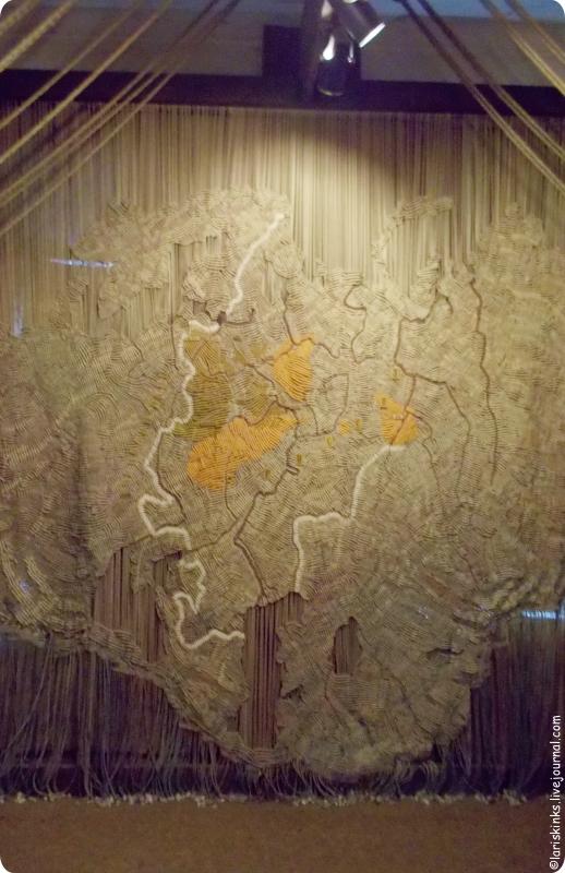 этаж ручного изготовления в Музее ситца Иваново 01