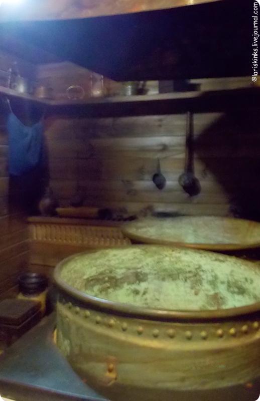 этаж ручного изготовления в Музее ситца Иваново 06