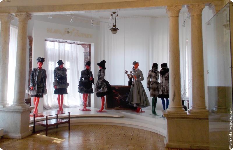 этаж Вячеслава Зайцева в музее ситца 04