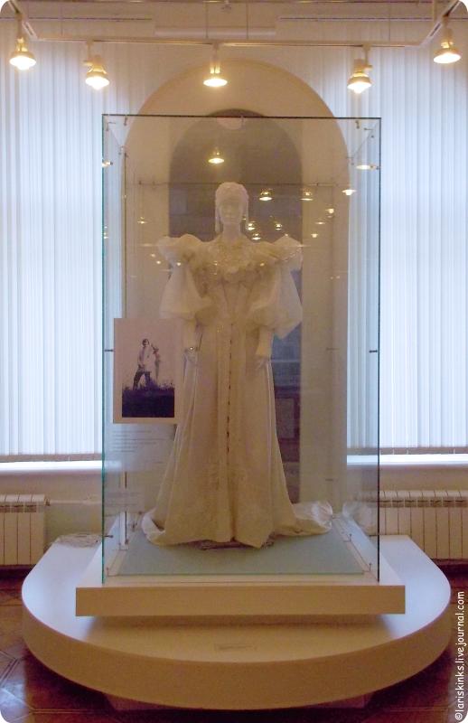 этаж Вячеслава Зайцева в музее ситца 05