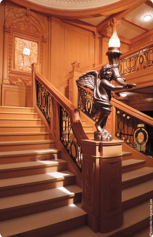Выставка Титаник в Афимолле 16