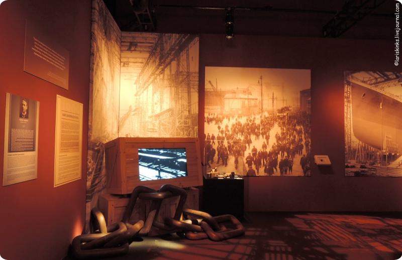 Выставка Титаник в Афимолле 06