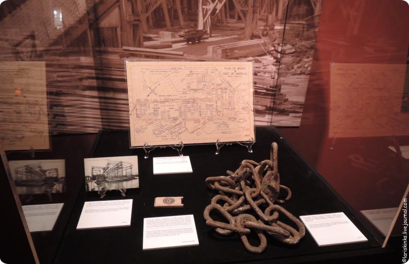Выставка Титаник в Афимолле 07