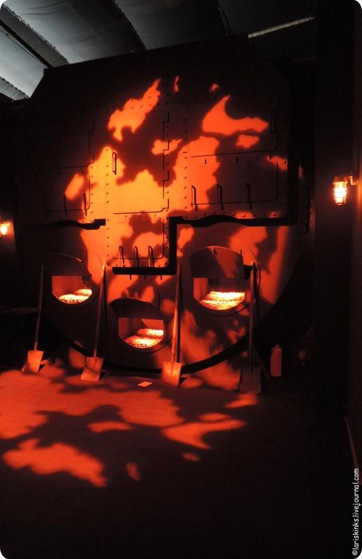Выставка Титаник в Афимолле 17