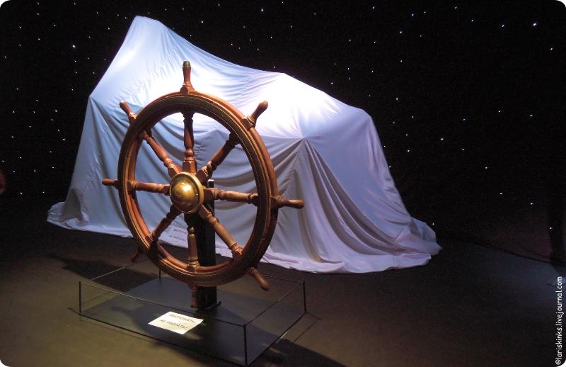 Выставка Титаник в Афимолле 20