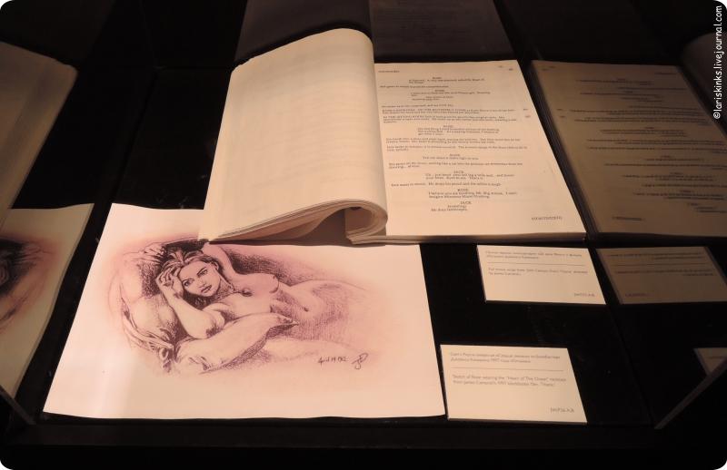 Выставка Титаник в Афимолле 24