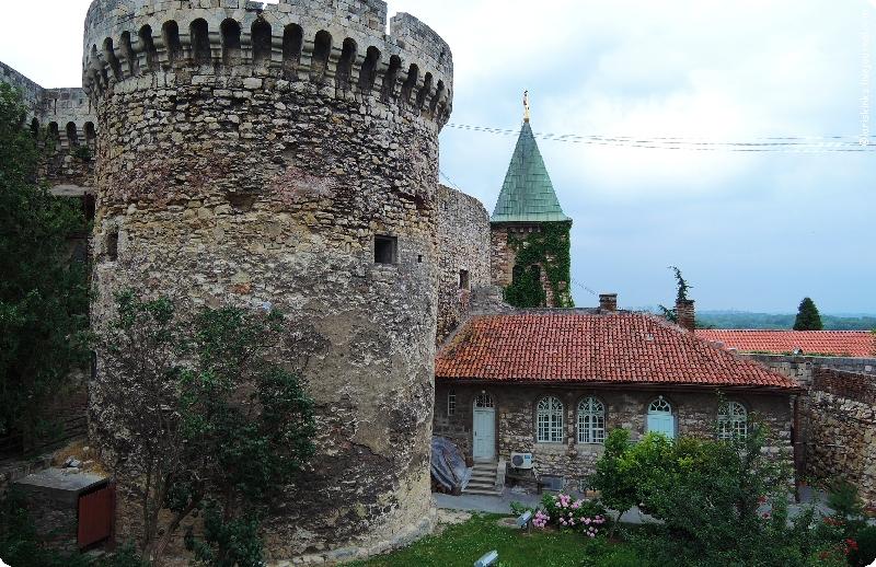 Крепость Калемегдан в Белграде 01