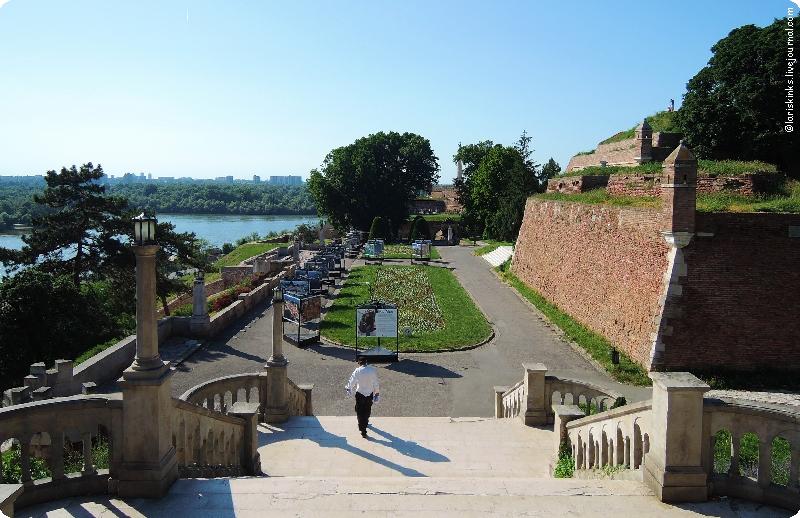 Крепость Калемегдан в Белграде 02