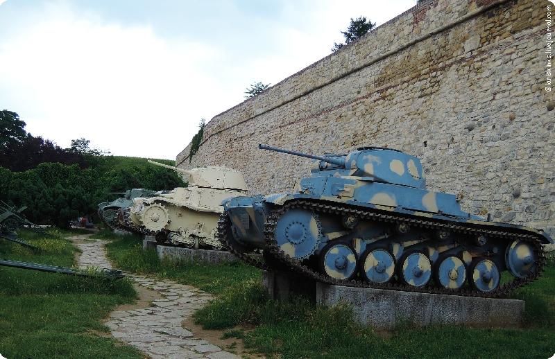 Крепость Калемегдан в Белграде 03