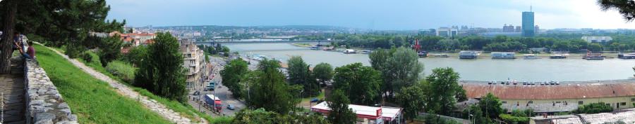 Крепость Калемегдан в Белграде 04