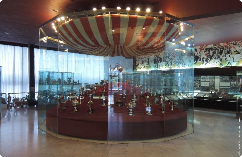 музей Црвена Звезда
