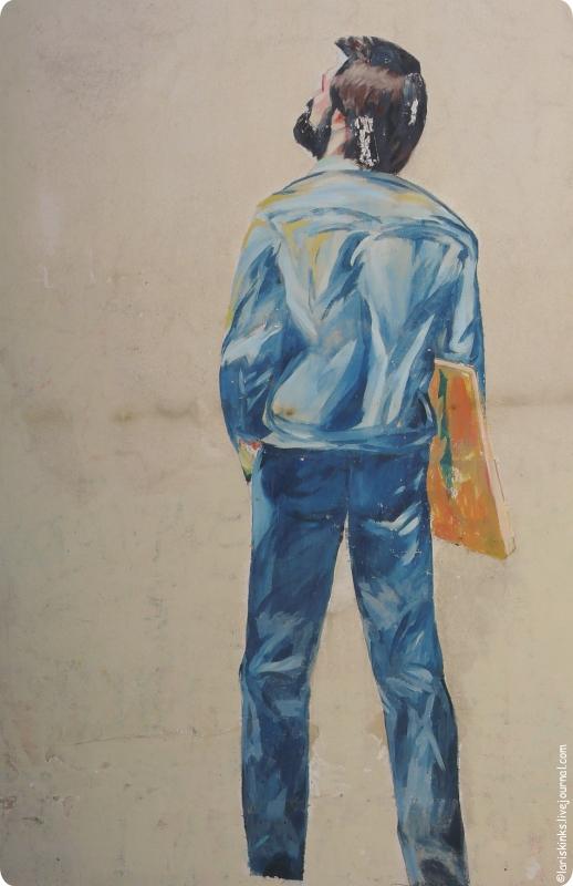Граффити в Белграде 01