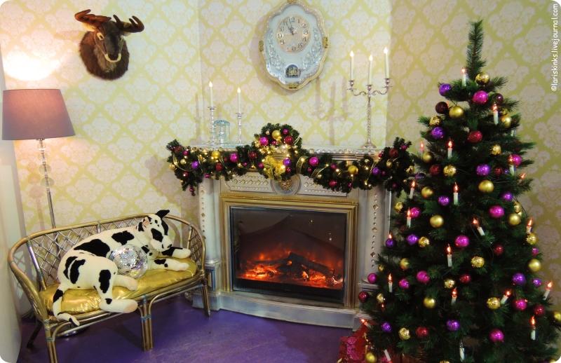 Резиденция деда мороза в Иванове 09
