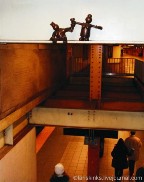 жители метро в нью-йорк (3)