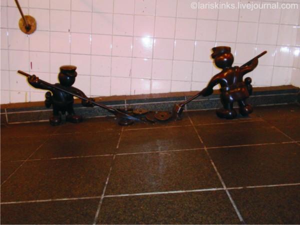 жители метро в нью-йорк (5)