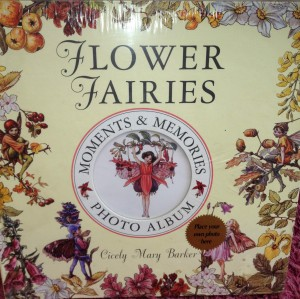 flower fairies moments & Memories photo album