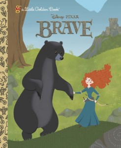 brave golden book