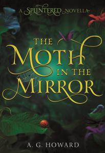 Splintered novella cover