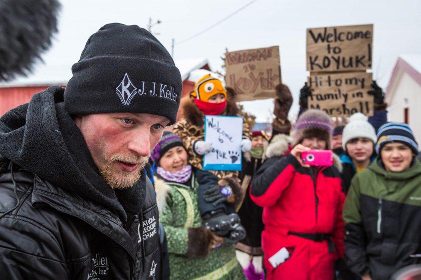 2015 Iditarod Koyuk 06 - 20150316