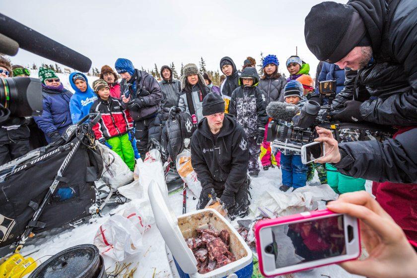 2015 Iditarod Koyuk 14 - 20150316