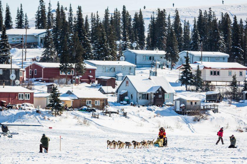 2015 Iditarod White Mountain 04 - 20150317