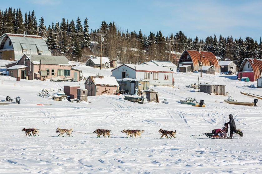 2015 Iditarod White Mountain 11 - 20150317