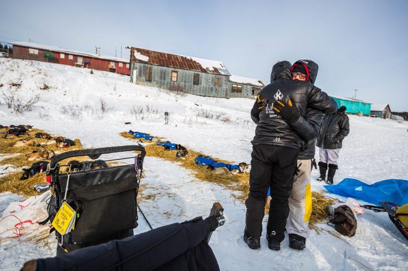 2015 Iditarod White Mountain 14 - 20150317