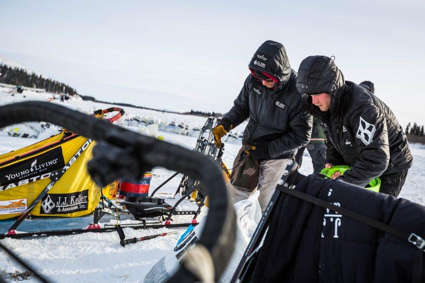 2015 Iditarod White Mountain 17 - 20150317