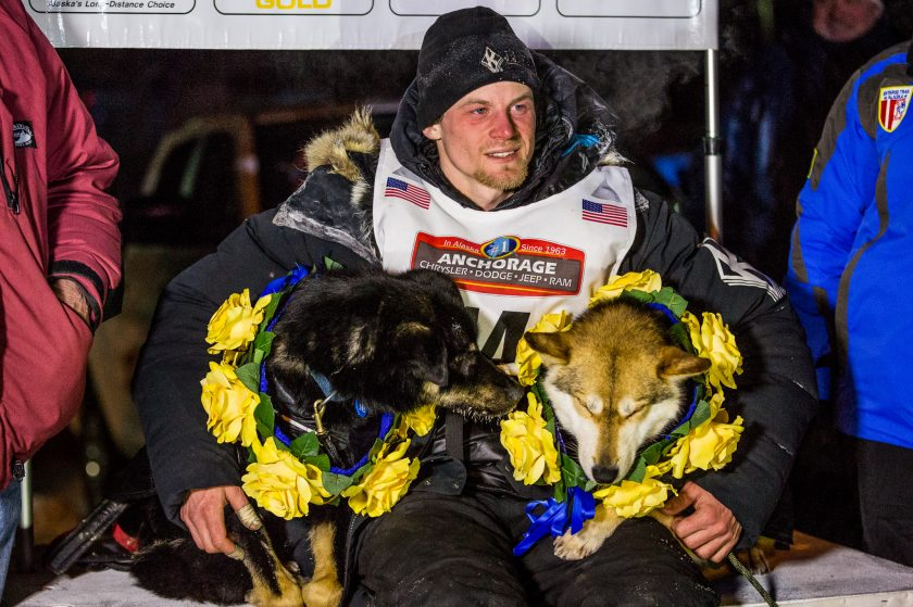 2014 Iditarod Nome Finish 06