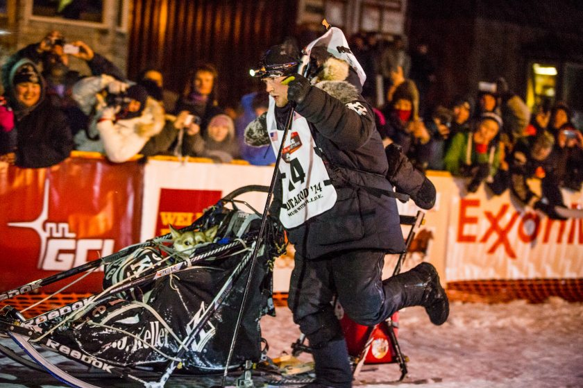 2014 Iditarod Nome Finish 01