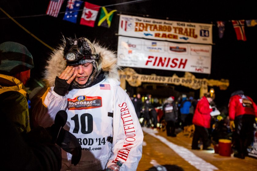 2014 Iditarod Nome Finish 04