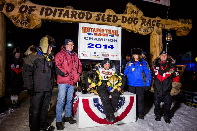 2014 Iditarod Nome Finish 05