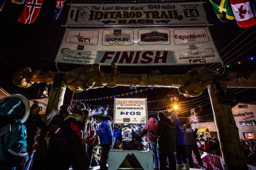 2014 Iditarod Nome Finish 08