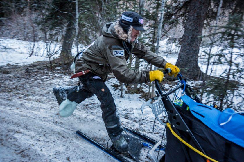 2014 Iditarod Dalzell Gorge Rohn 02