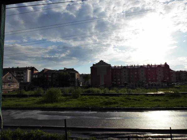 Град и Солнце (Петропавловск, Казахстан), 2018.06.12